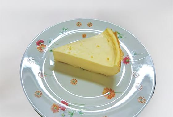 炊飯器で作る辺塚だいだいチーズケーキ